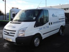 Ford Transit-Short Wheel Base Glasgow