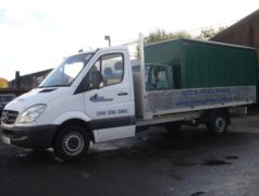 Mercedes Sprinter – 3.5 Tonne Dropside-Glasgow