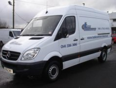 Mercedes Sprinter – Medium Wheel Base Glasgow