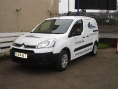 Citroen Berlingo Van Hire